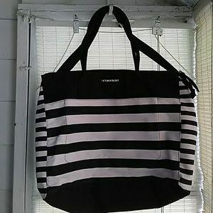 Large Victoria's Secret tote/overnight bag!